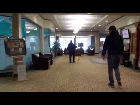 FULL HOTEL TOUR of Canad Inns Destination Centre Tracscona, Winnipeg, MB