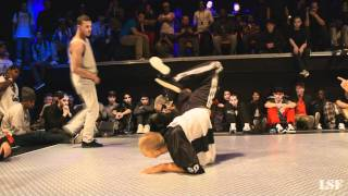 Robin & Kosto vs Jazzy Gypz & Leelou | FLOW ONE THREE 2011 | GREAT 8