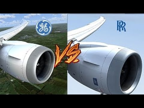 ULTIMATE 787 ENGINE BATTLE |  Rolls Royce vs General Electric / QualityWings