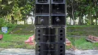 REMORIN mobile SOUND SYSTEM (LUNA COLLEGES fellowship day 1 (2010)