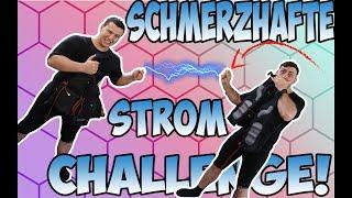 SCHMERZHAFTE STROM Challenge! | mit EinfachPeter