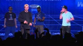 Babeli vs NaPoM - 1/2 Final - 4th Beatbox Battle World Championship