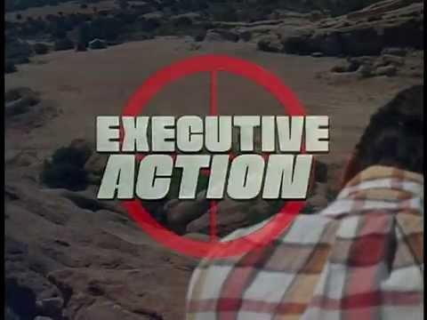 Executive Action - Original Theatrical Trailer