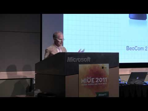 HIVE 2011: Design is How it Works - Jay Greene
