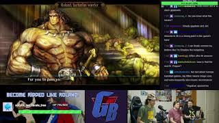 Dragon's Crown Pro Livestream w/ Jim Rackgazer PART 1