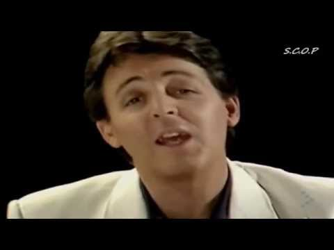 Paul McCartney & Stevie Wonder Ebony And Ivory  Remastered Version (1982)