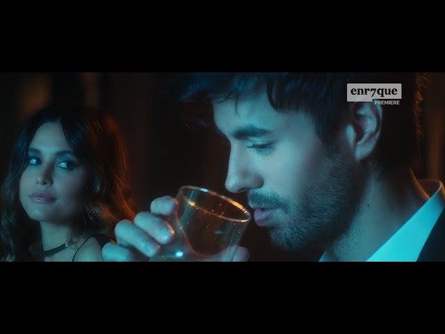 Enrique Iglesias - EL BAÑO with Pollyanna Uruena (s7'edit promo)