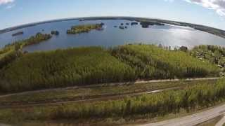 DJI00001 - South of Sundsvall Sweden
