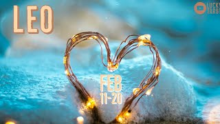 LEO💖 FEB 11-20 They are observing you from a far...learning to build trust!