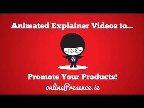Creative, Cute Animation & Video for Online Advertising