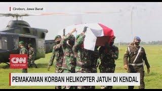 Pemakaman Korban Helikopter Jatuh Di Kendal