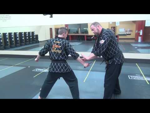 Hapkido for Pro Black to First Dan