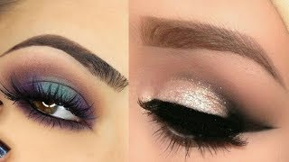Simple Natural Winter Eye Makeup Tutorial #2