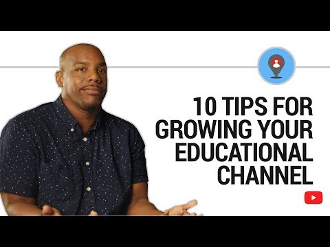10 tips from Wisecrack on growing your educational channel
