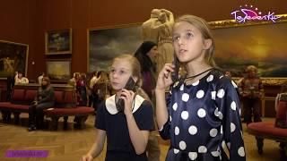 """Ищем картину в Русском Музее. """"Последний день Помпеи"""""""