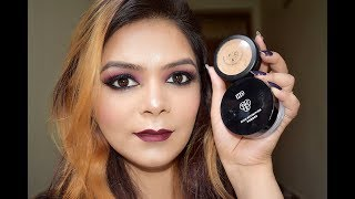 HD MAKEUP REVIEW & DEMO PAC ULTRA HD FOUNDATION