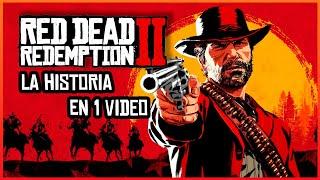 Red Dead Redemption 2: La Historia en 1 Video
