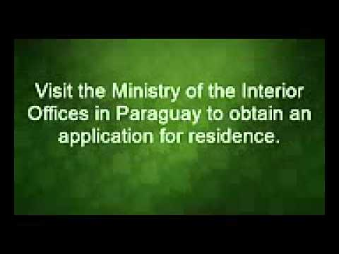 How to   Get Paraguayan Citizenship