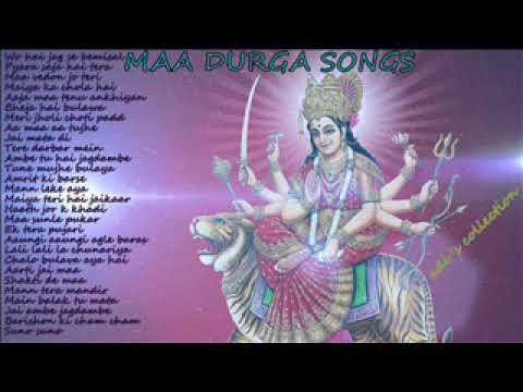 Durga maa songs jukebox