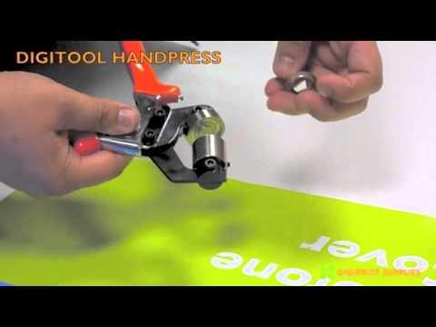 Digitool Hand Press
