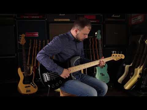 Yamaha Super Bass 500 Quick Demo