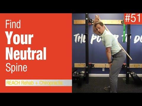 Find Your Neutral Spine | Ribs & Pelvis (Beltline) Connection