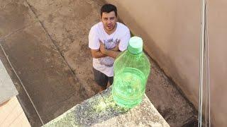DESAFIO DA GARRAFA ( Water Bottle Flip )