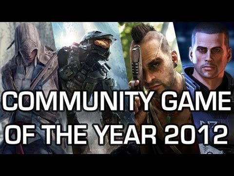 Top 5 - Community Game of the Year 2012