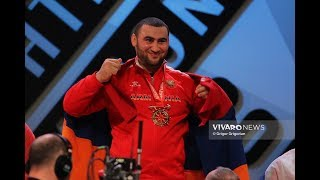 Սիմոն Մարտիրոսյանի ելույթը Եվրոպայի առաջնությունում / Simon Martirosyan European Champion 2019