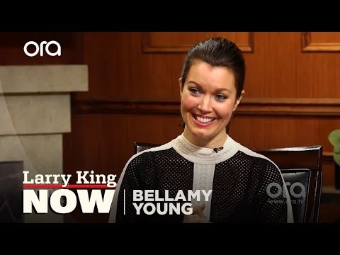 Bellamy Young is confused by Ivanka Trump's White House role | Larry King Now | Ora.TV