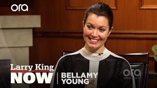 Bellamy Young is confused by Ivanka Trump