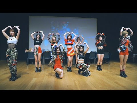 170608 Twice - Signal (At Bear Hall in Gangnam)