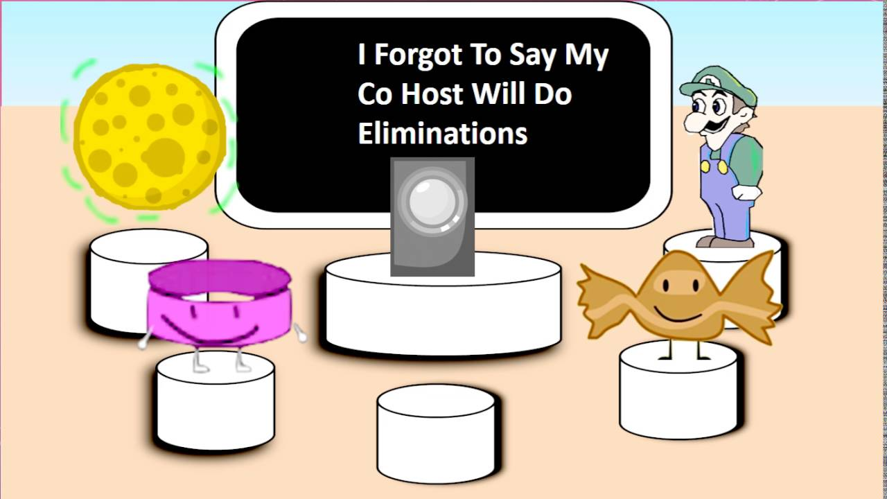 BFDI RC Camp 2A (Elimination 1) (Challenge 2