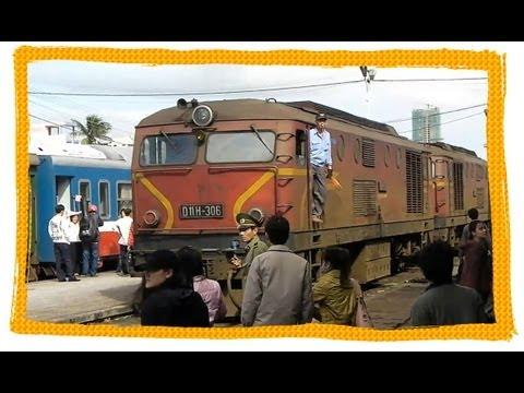 Vietnam by Train (2): Da Nang - Saigon