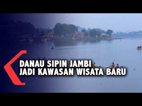 Indahnya Danau Sipin, Kawasan Wisata Baru Jambi
