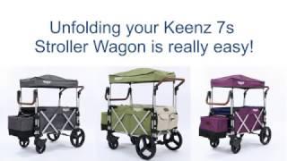 Unfolding Keenz 7s