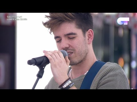 HEAVEN - Roi | Segundo pase de micros para la Gala 11 | OT 2017