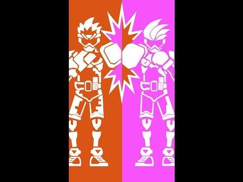 Kamen Rider Ex-Aid Double Fighter Gamer Lv39 Sound Henshin