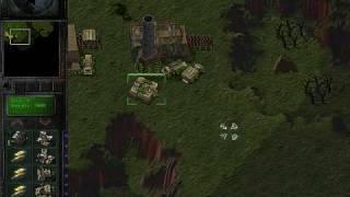 Earth 2140 Eurasian Dynasty Gameplay 1
