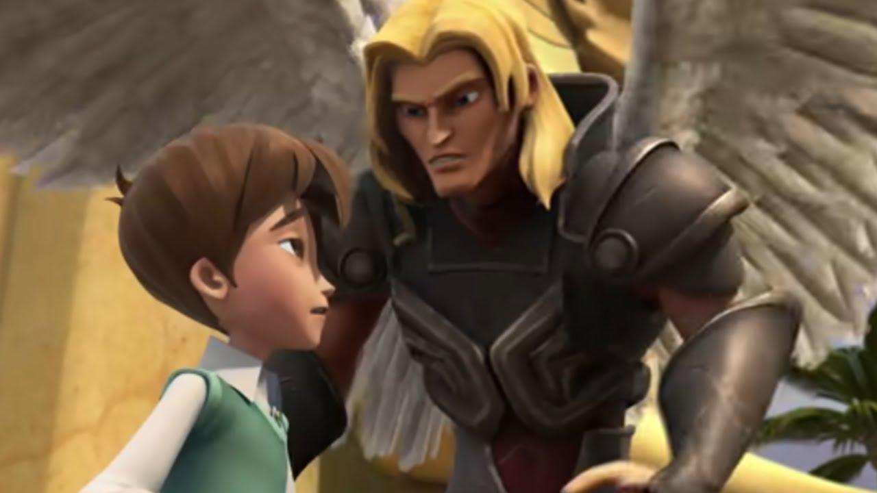 Download Superbook - Revelation: The Final Battle! - Season 1 Episode 13 - Full Episode (HD Version)