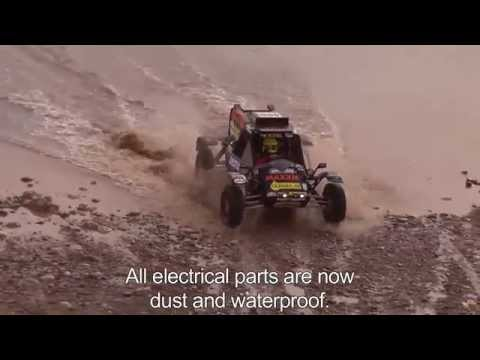 Dakar 2016 action preview and buggy explained by Tim and Tom Coronel | Maxxis Dakar Team