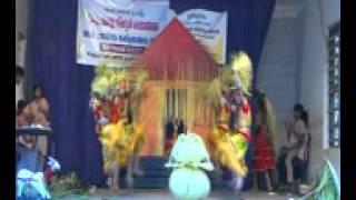 Kalolsavam-Easha, ST. Thomas Convent School, Pazhayannur