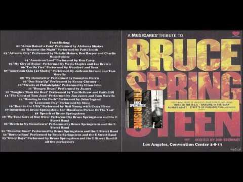 MAVIS STAPLES & ZAC BROWN - My City Of Ruins (live audio 2-8-13; B.Springsteen-cover)