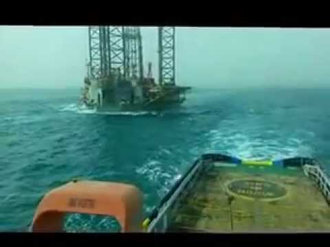 Offshore Rig Move