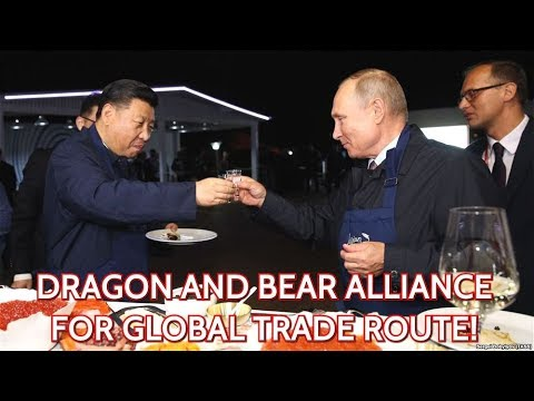 Putin: Russia And China Considering Connecting The Northern Sea Route With The Chinese Silk Road