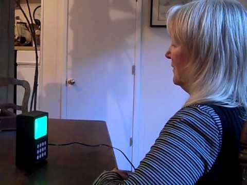 Viewing the lightstream (Visual stimuli for stress reduction)