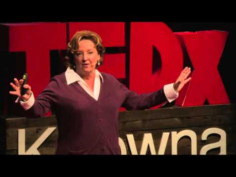Breaking Busy: Changing our Culture from Chaos to Calm | Linda Edgecombe | TEDxKelowna