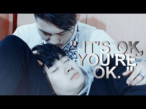 """""""IT'S OK, YOU'RE OK."""""""