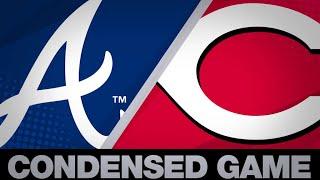Condensed Game: ATL@CIN - 4/23/19