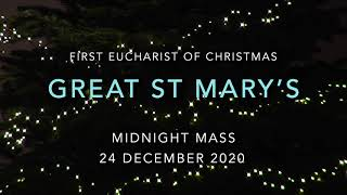 """Midnight Mass"": The First Eucharist of the Feast of the Nativity"